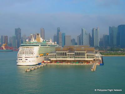 singapore cruise port