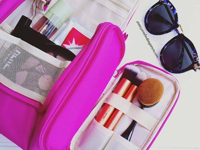 mini seyahat çantası