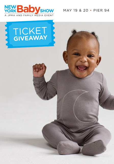 NY Baby show ticket giveaway