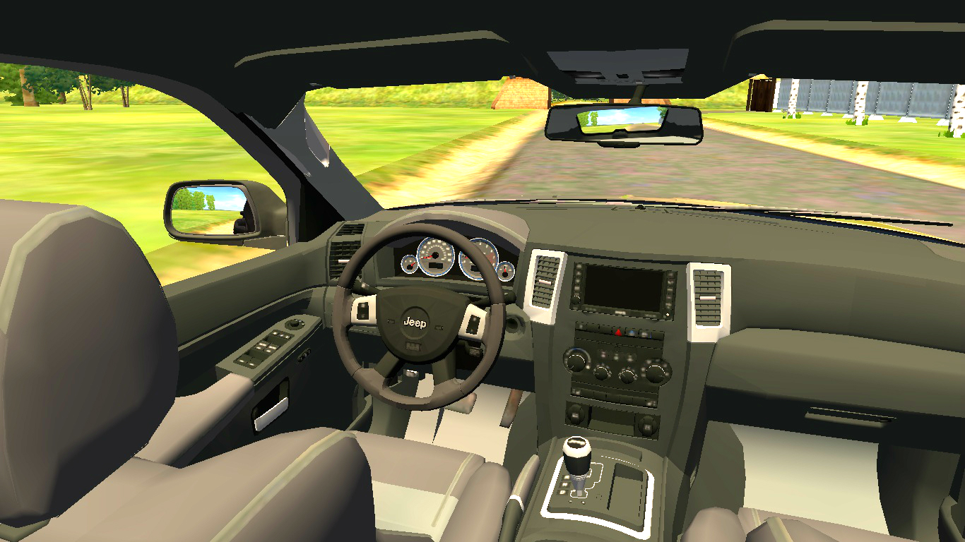 city car driving brasil jeep grand cherokee 1 2 2. Black Bedroom Furniture Sets. Home Design Ideas