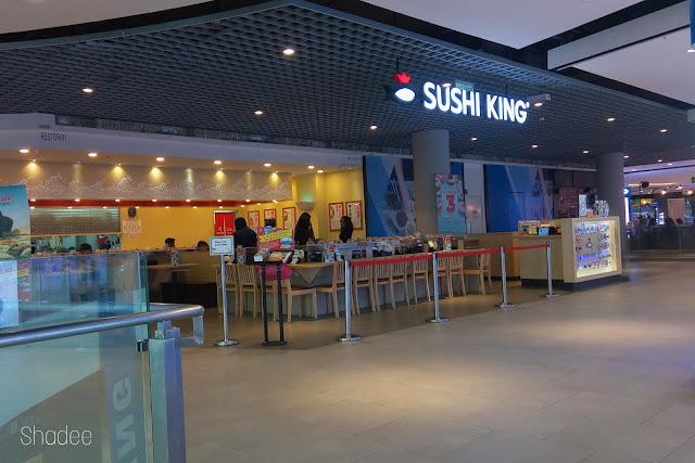 Sushi King Alor Setar