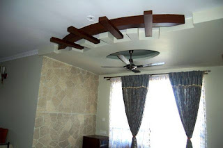 interior designer designed false ceiling