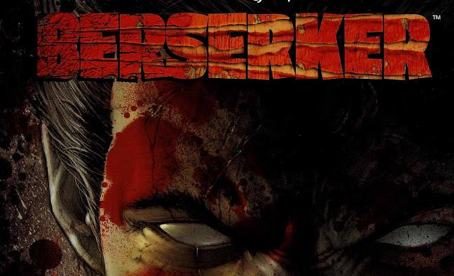 Berserker comic portada