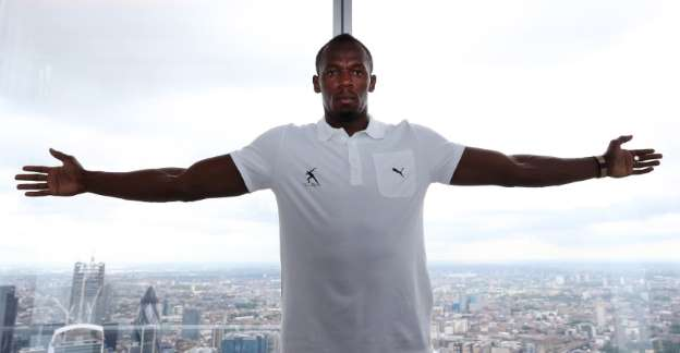 Bolt, saddened by doubters, reveals injury details