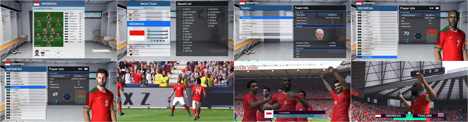 PES 2017 Indonesia Addon v1.0 For PTE Patch 3.1 by Aldivio