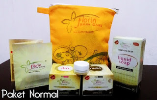 Kemasan Terbaru Florin Paket Normal