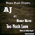 AJ - Ft Kobby Wayze -me tsieyoo ba(Prod by Kobby Wayne)