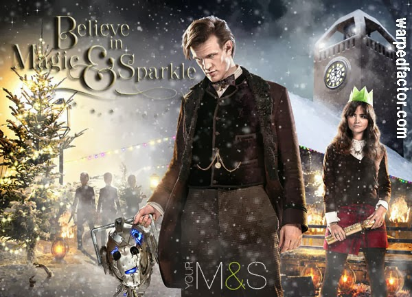 Dcotor Who Christmas Special 2021 Ranking The Doctor Who Christmas Specials Warped Factor Words In The Key Of Geek