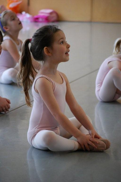 Dancers Unite: Ballet Dance Class in Charlotte NC