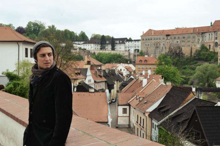 český krumlov, česká republika, ejnets