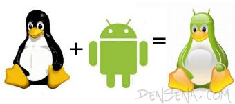 Cara Instal OS Linux di Android
