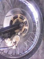 Cara Memperbaiki Rem Cakram Motor Keras