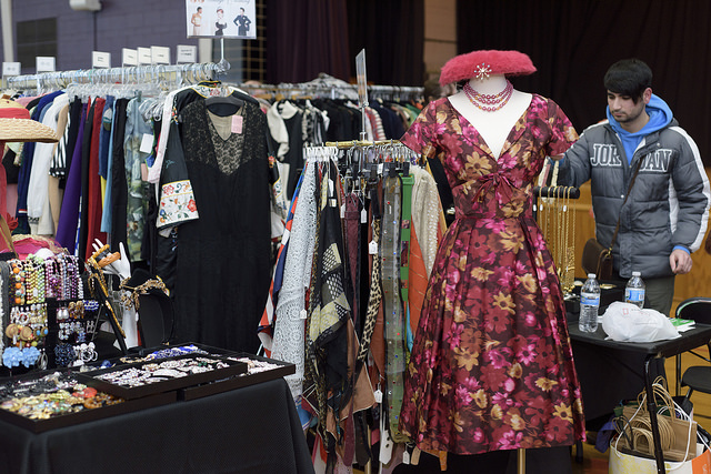 Uptown update vintage garage returns in april chicago for Jewelry show chicago 2018