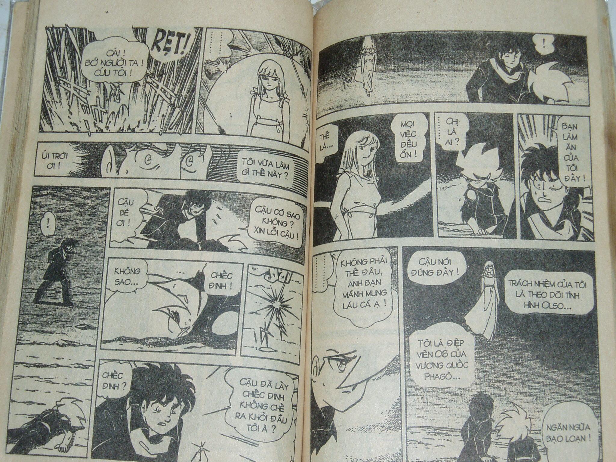 Siêu nhân Locke vol 18 trang 49
