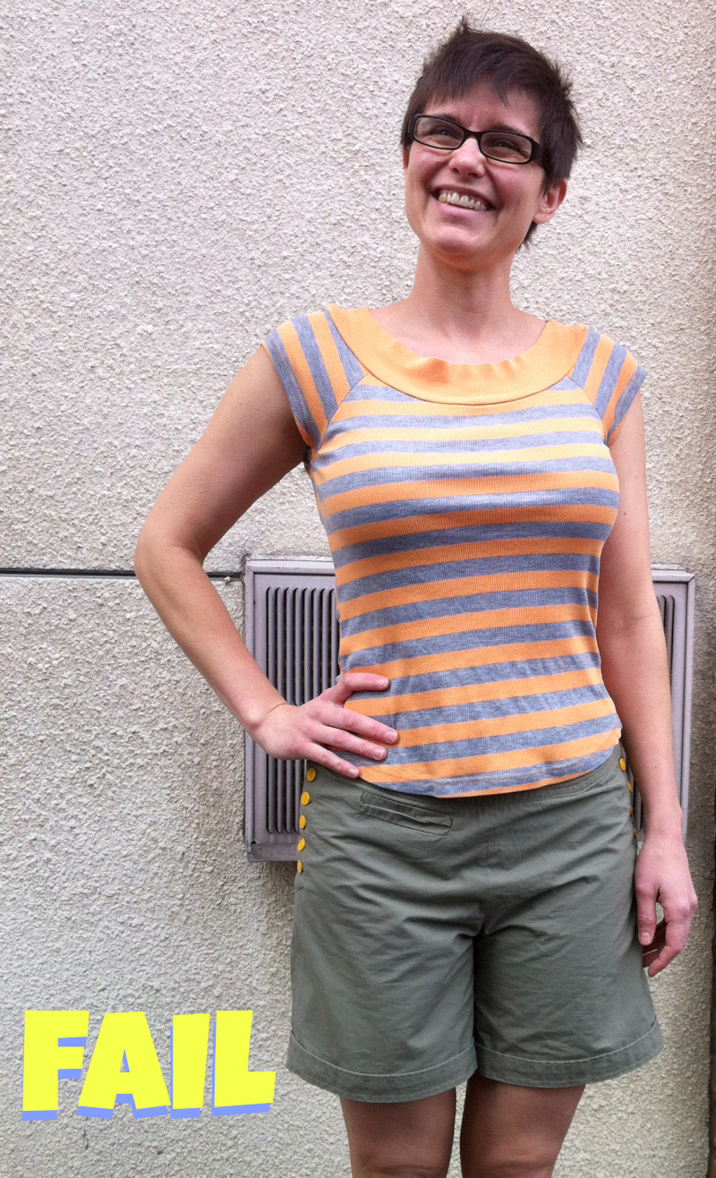 f797b345a8a5ab When temperatures hit 60 in Ann Arbor, the college women bust out their  shorts. Our January heat wave is the perfect time to show you my busted  version of ...