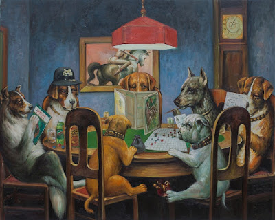 www.dogsplayingpoker.org