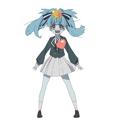 โฮชิคาวะ ลิลลี่ (Hoshikawa Lily) @ Zombie Land Saga