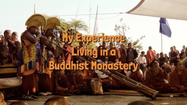 My Experience Living in a Buddhist Monastery