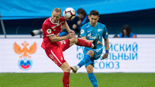 Зенит – Локомотив М прямая трансляция онлайн 22/01 в 20:00 по МСК.