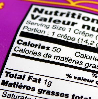 Low calorie cookies