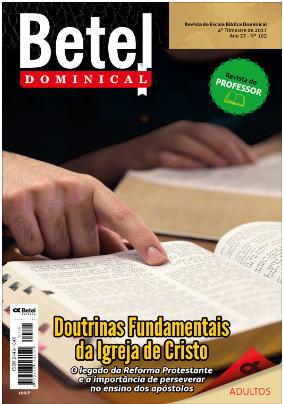 BAIXAR ESCOLA REVISTA DA 2012 DOMINICAL TRIMESTRE 4