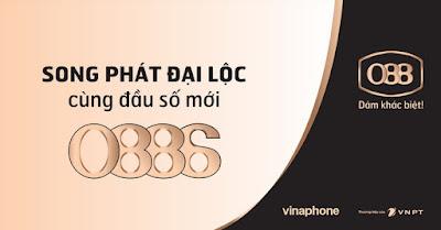 Vinaphone tung ra thị trường đầu số 0886 từ hôm nay