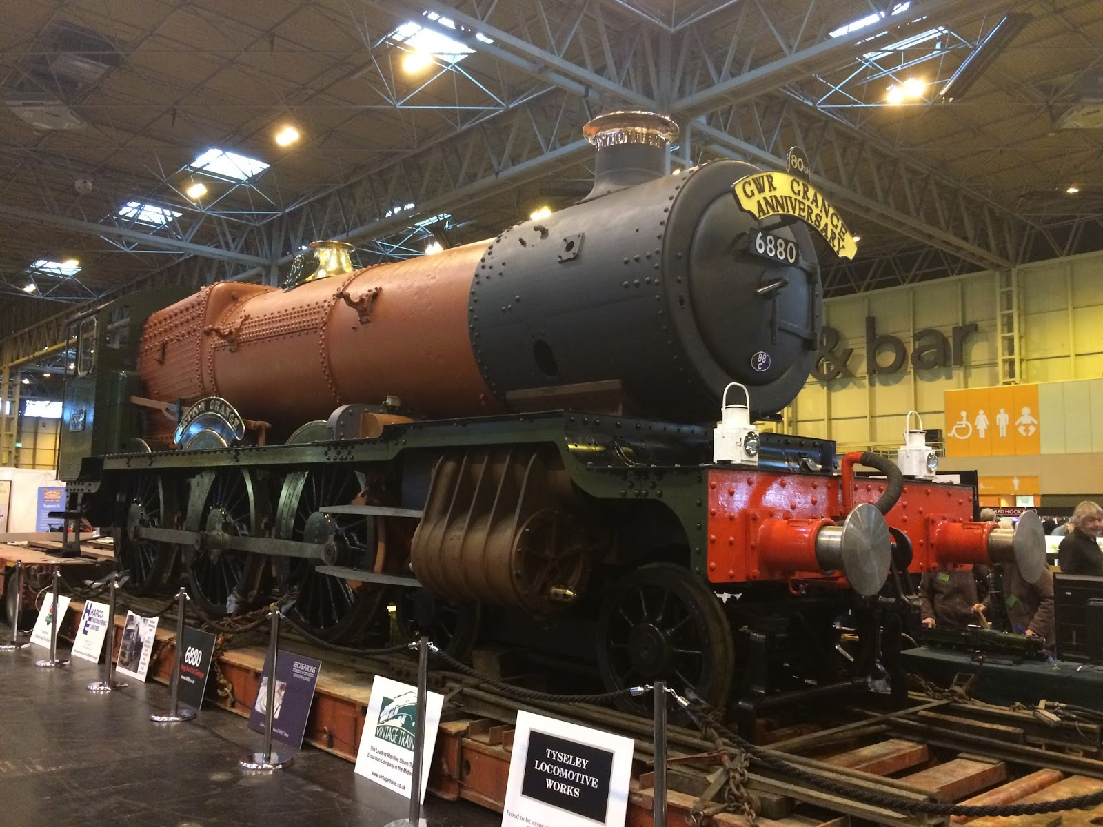 sam\u0027s world a warley wandera quiet morning was spent today wandering around the 2016 warley national model railway exhibition at the nec we\u0027ve been coming here annually for about 14