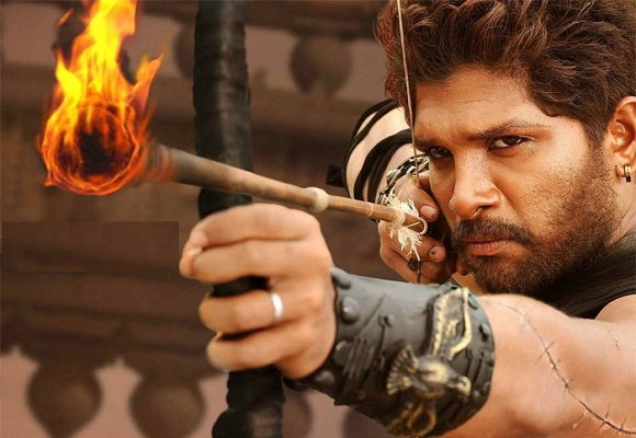 Allu-Arjun-as-Gona-Ganna-Reddy dialogues telangana ascent www.denews.in rudhramadevi movie anushka gunashekar