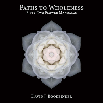 SPOTLIGHT: 'Path to Wholeness: Fifty-Two Flower Mandalas' by David J Bookbinder