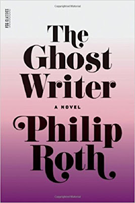 The Ghost Writer by Philip Roth (Book cover)