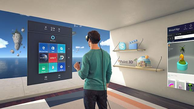 Windows 10 Terbaru adalah  Windows Creators Update  ?