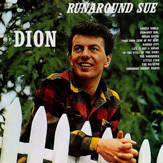 Dion - Runaround Sue (1961) - On WLCY Radio