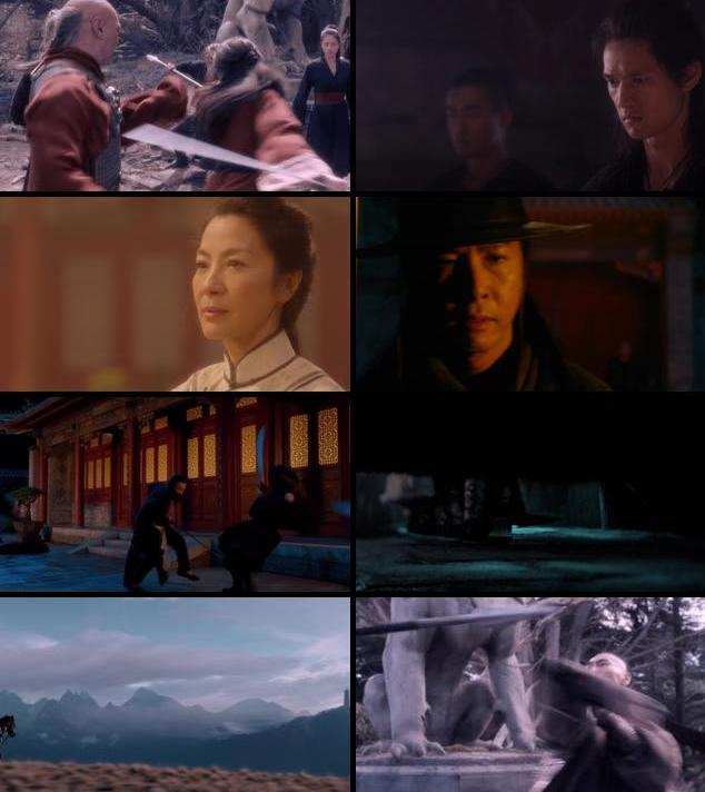 Crouching Tiger Hidden Dragon Sword of Destiny 2016 English 480p BRRip
