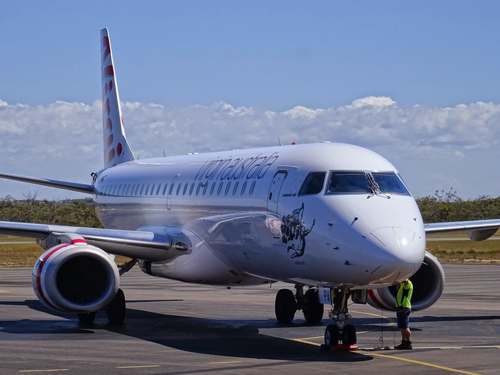 sydney to hervey bay flights - photo#19