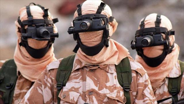 Reino Unido despliega tropas especiales en las calles de Londres