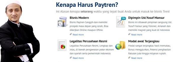 Punya Usaha Menjalankannya dari HP Android Ingat Bayar Ingat Paytren