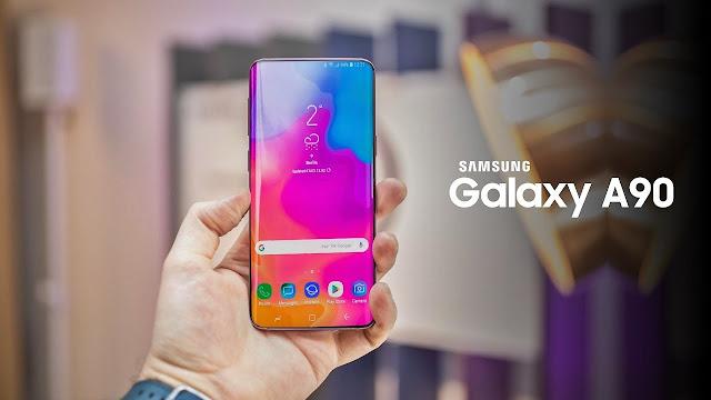 Spesifikasi Samsung Galaxy A90 Terlengkap