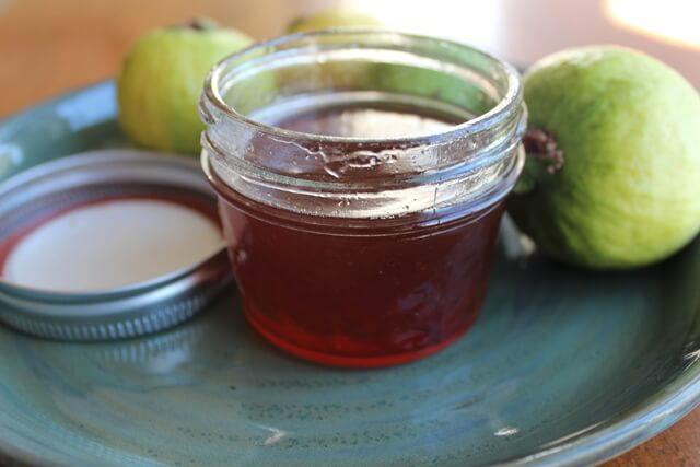 طريقة تحضير مربى الجوافة