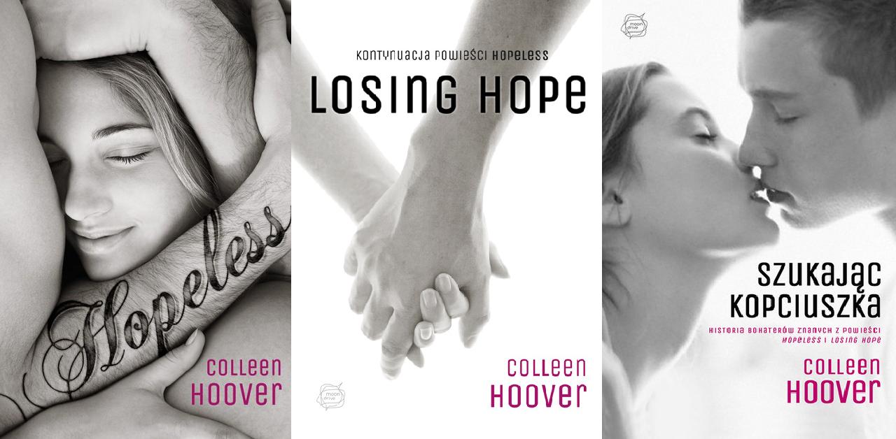Znalezione obrazy dla zapytania Colleen Hoover