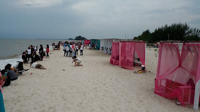 Pantai Romantis Serdang Bedagai Sumatera Utara