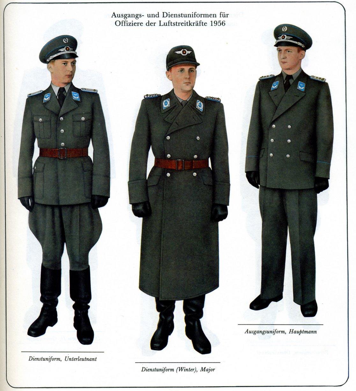 East German Military Uniform 24