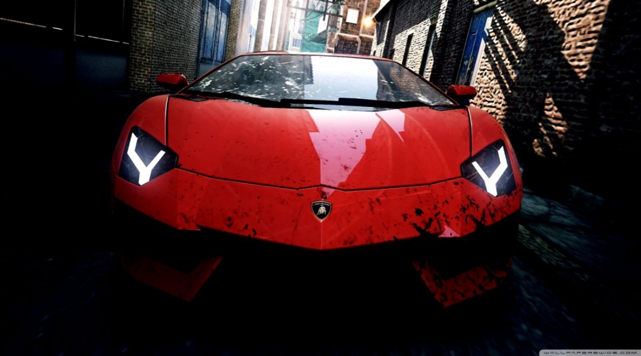 Lamborghini Need For Speed Most Wanted 2012 Wallpaper 1080p