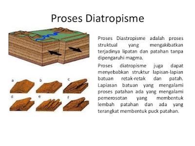 Pengertian Diatropisme dan juga Dampaknya