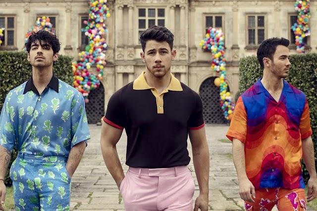 """Los Jonas Brothers regresan con """"Sucker"""", su nuevo single y vídeo"""