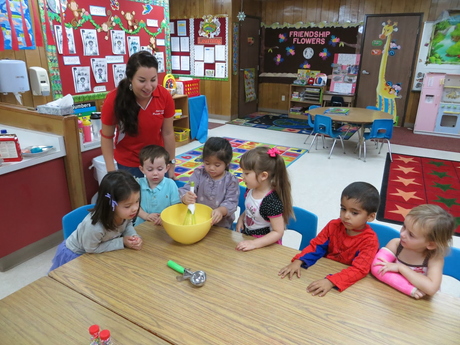 Preschool For Rookies: Happy Birthday Martin Luther King, Jr.
