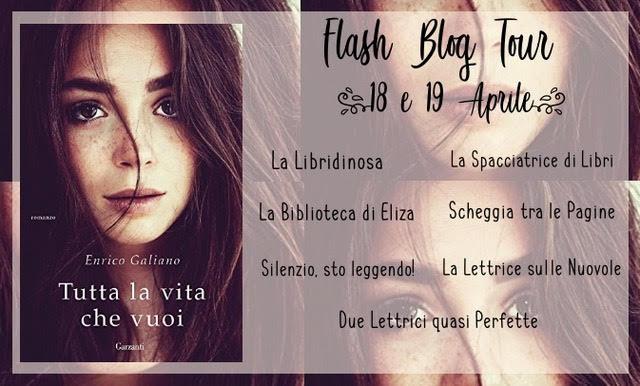 La spacciatrice di libri: |Flash Blogtour+Giveaway| Tutta la vita