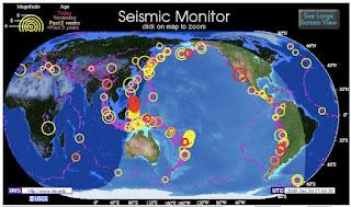 Alerta en siete estados por 41 sismos en últimas horas.