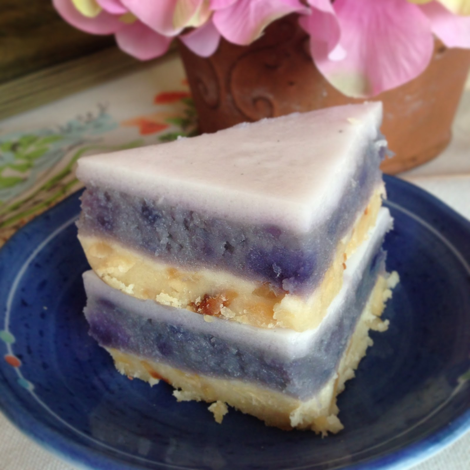 Whitney Loves To Eat Okinawan Sweet Potato Haupia Pie