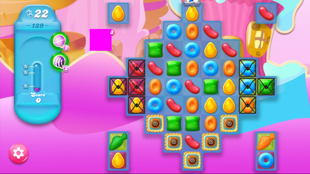 Candy Crush Jelly Saga 139