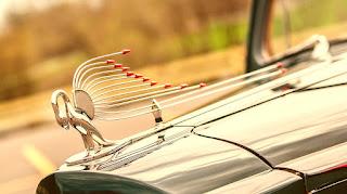 1938 Packard Six Luxury Convertible Logo